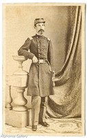 Colonel Henry P Martin August 1861 after fighting at Bull Run