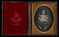 Located at the MIA Daguerreotype (1/4 plate), THE JOHN R. VAN DERLIP FUND  89.114.69