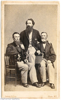 Jacob B, Jeremiah and Henry B Gurney